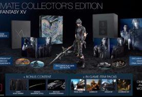Undiscover Final Fantasy XV: confermata la data, demo e una collector's edition