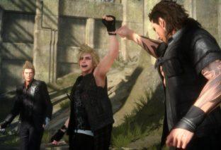 Final Fantasy XV, dettagli dei protagonisti