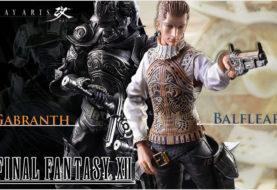 Annunciate due nuove action figure di Final Fantasy XII