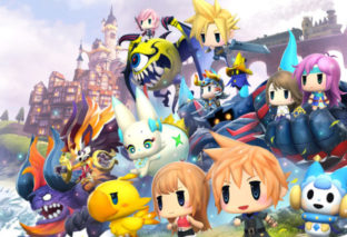 World of Final Fantasy, nuovo trailer e data di uscita