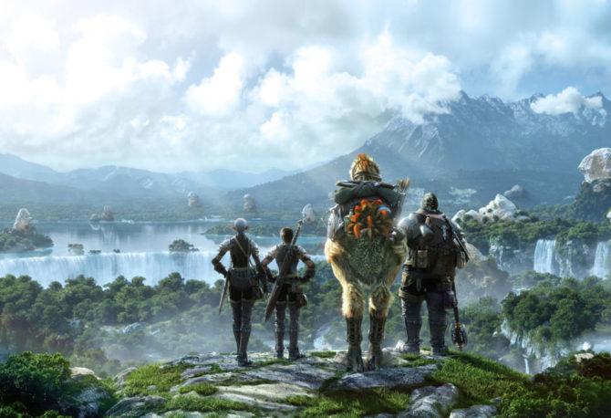 Final Fantasy XIV Festeggia Terzo Anniversario