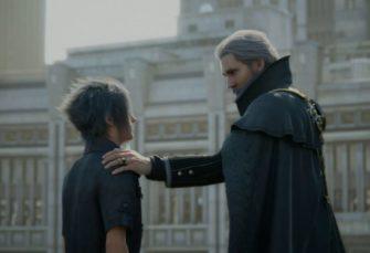 Nuovo spot giapponese per Kingsglaive: Final Fantasy XV