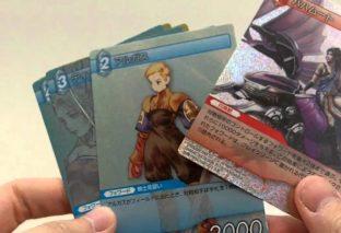 Final Fantasy Trading Card Game: arriva il gioco di carte collezionabili a tema Final Fantasy