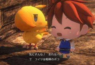 World Of Final Fantasy: Maggiori dettagli sui personaggi