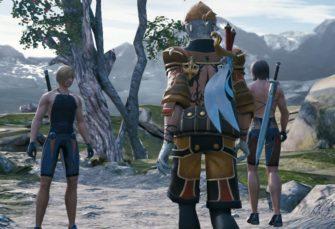 Mobius Final Fantasy: video diario sulla creazione dei personaggi