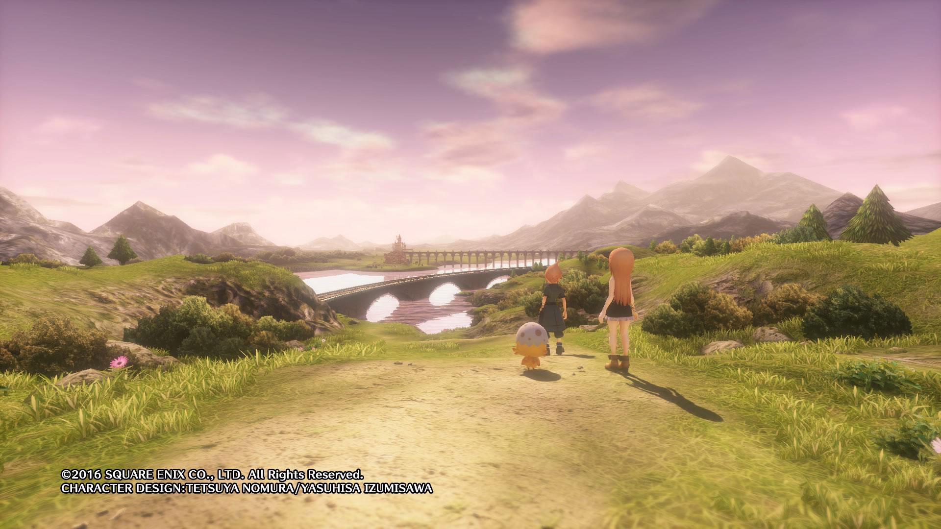 World of Final Fantasy Recensione 01