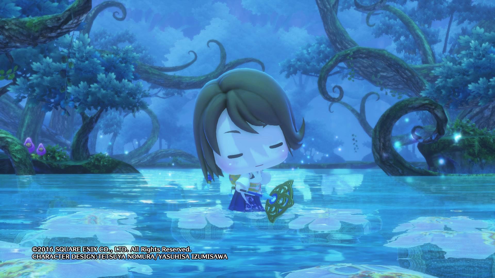 World of Final Fantasy Recensione 02