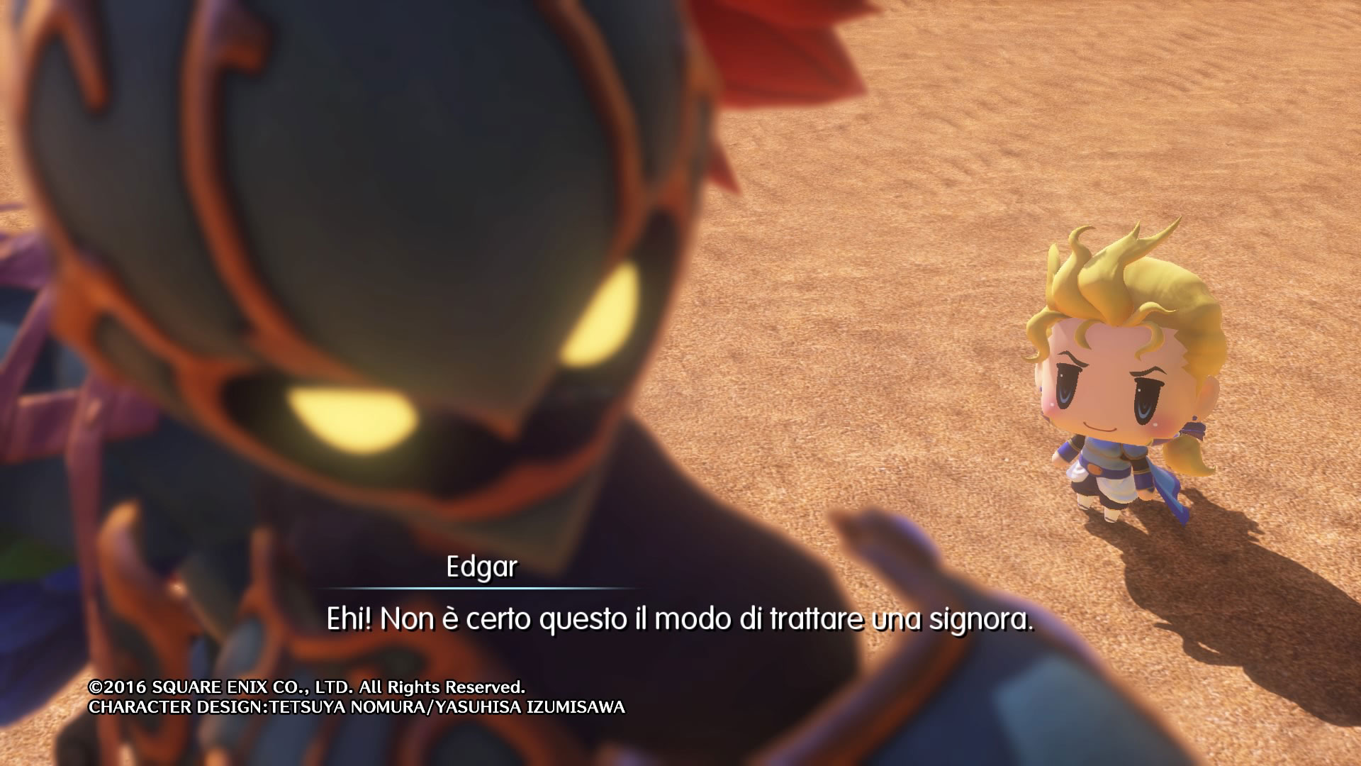 World of Final Fantasy Recensione 03