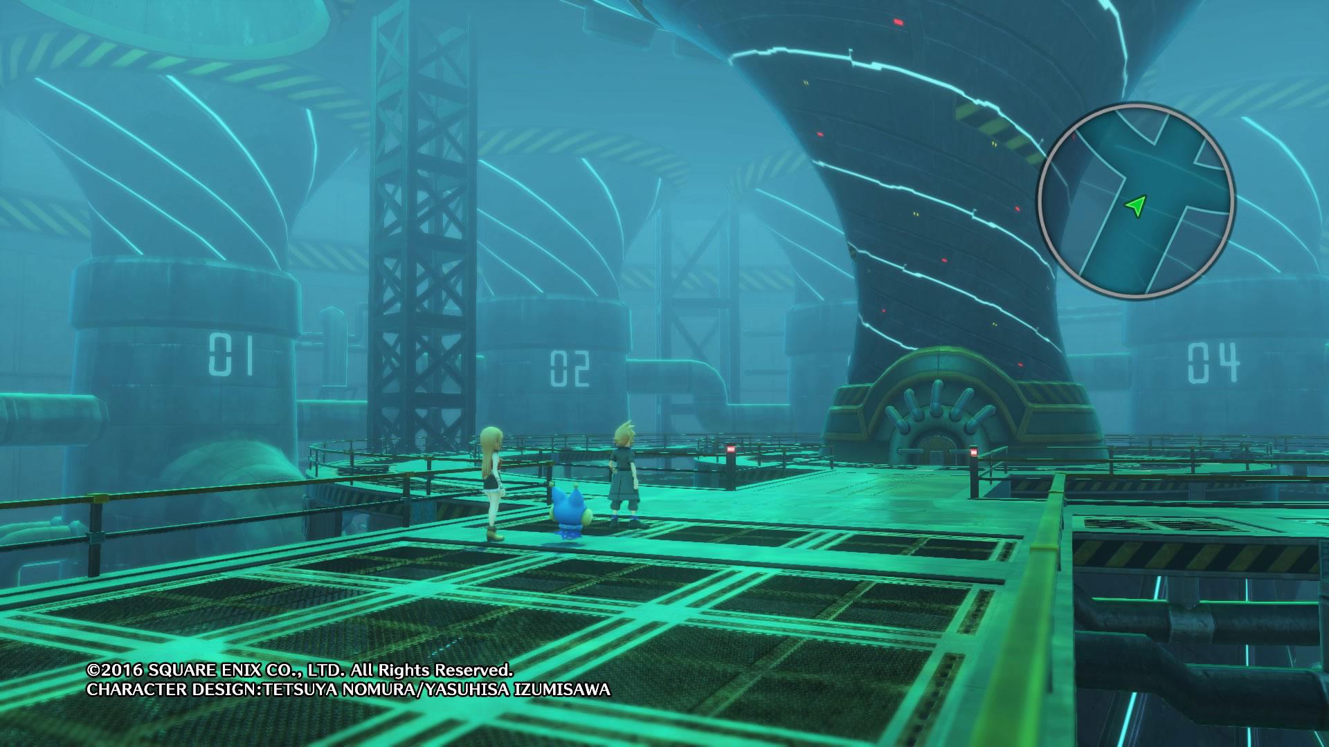World of Final Fantasy Recensione 04