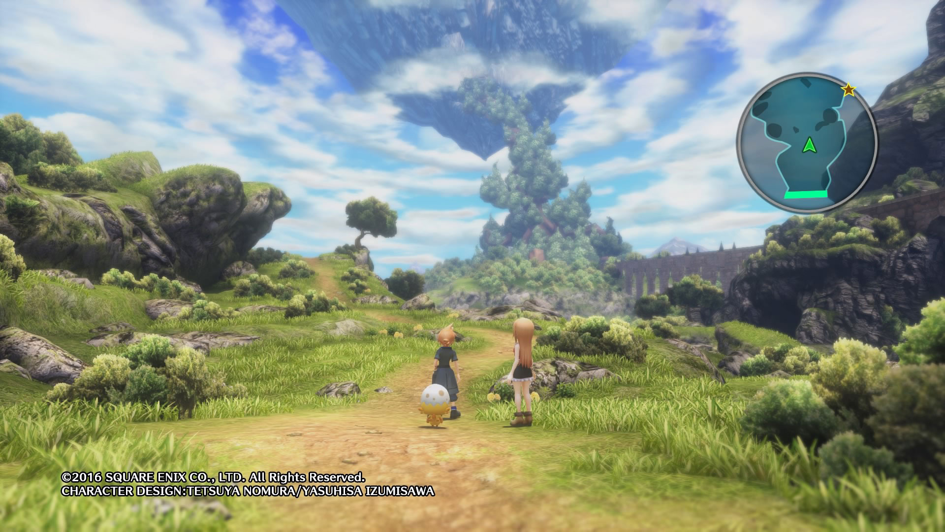 World of Final Fantasy Recensione 08