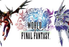 World of Final Fantasy, arrivano i mirage di Diablos e... Xenogears!