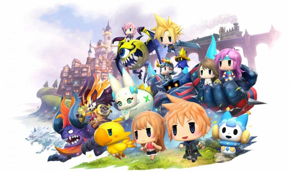 World of Final Fantasy - Recensione
