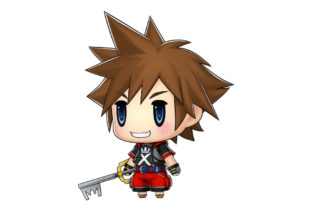 Sora di Kingdom Hearts sarà in World of Final Fantasy