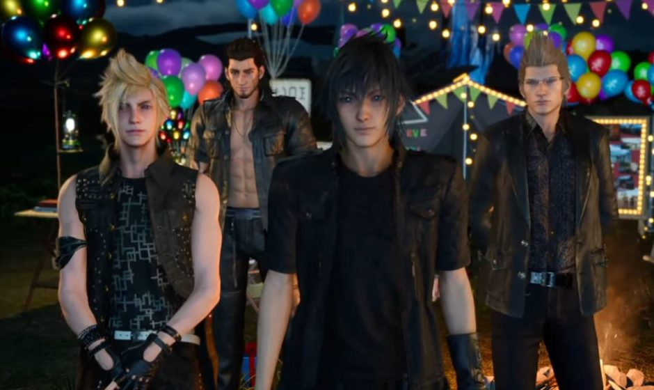 Una data per il prossimo ATR su Final Fantasy XV