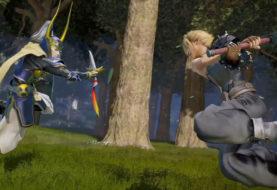Versione console (ri)confermata e approccio all'eSports per Dissidia Final Fantasy