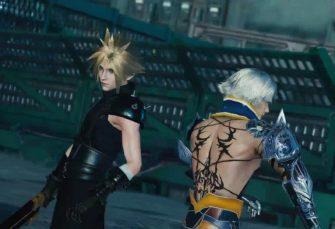 Un video per Mobius Final Fantasy X FF VII Remake