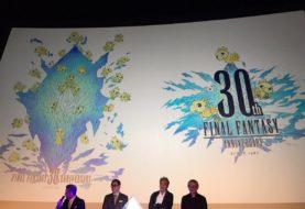 Tutti gli annunci per i 30 anni di Final Fantasy
