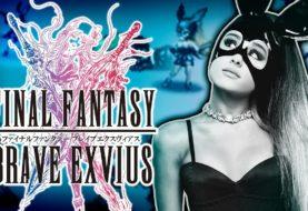 Inizia oggi l'evento con Ariana Grande in Final Fantasy Brave Exvius