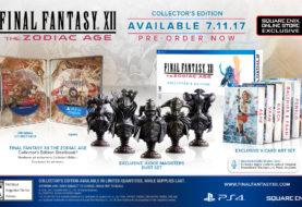 Final Fantasy XII The Zodiac Age: annunciate due edizioni da collezione