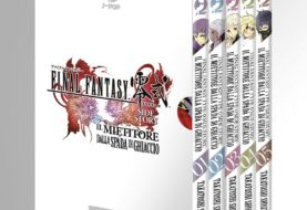 Arriva il manga Final Fantasy Type-0 Side Story: Il Mietitore della Spada di Ghiaccio