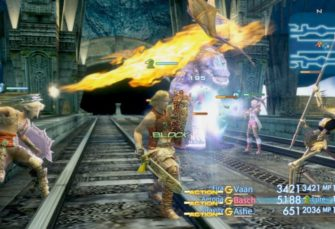 Un nuovo trailer per Final Fantasy XII The Zodiac Age