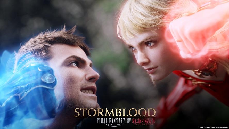 Un video per Revolutions, tema principale di FFXIV Stormblood