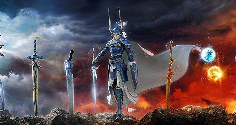 Amazon svela per sbaglio Dissidia Final Fantasy per PS4