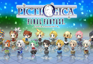 Pictlogica Final Fantasy arriva su 3DS