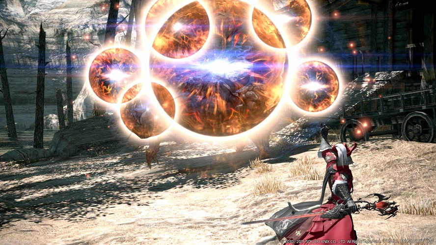 Trailer di lancio per Final Fantasy XIV: Stormblood