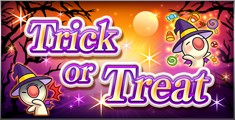 Dissidia Opera Omnia Trick or Treat