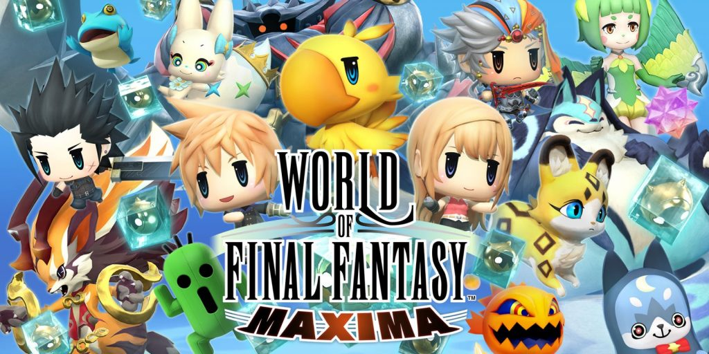 World of Final Fantasy Sequel