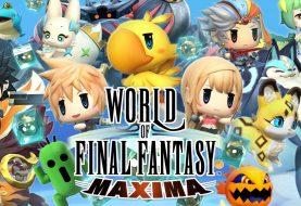 World of Final Fantasy Maxima da oggi disponibile