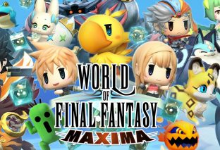 World of Final Fantasy Maxima da oggi disponibile