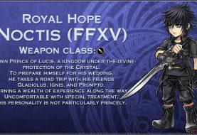 Dissidia Final Fantasy Opera Omnia: in arrivo Noctis