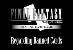 Final Fantasy TCG: Prime carte bandite