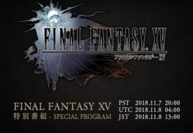 Final Fantasy XV: domani livestream e novità