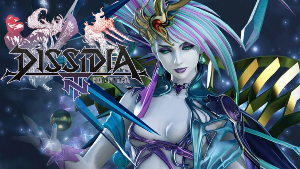 Dissidia Final Fantasy NT Free Edition disponibile