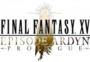 Final Fantasy XV: Episode Ardyn prologo, logo e key art