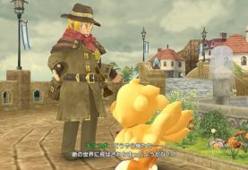 Chocobo's Mystery Dungeon Every Buddy! uscirà il 20 Marzo in Giappone