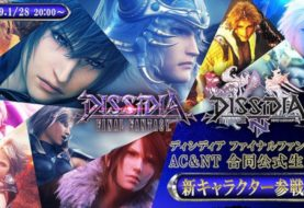 Dissidia Final Fantasy NT: Ultimo DLC in arrivo