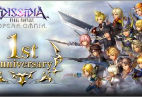 Dissidia Final Fantasy Opera Omnia: Primo Anniversario