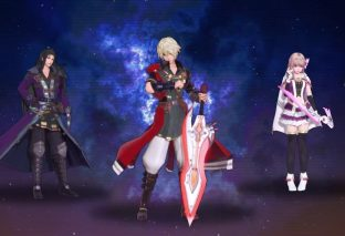 Final Fantasy Brave Exvius X Star Ocean Anamnesis Collaboration