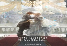 Final Fantasy XV: The Dawn of the Future novel annunciata