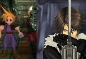 Final Fantasy VII e VIII Remastered saranno disponibili fisicamente su Switch