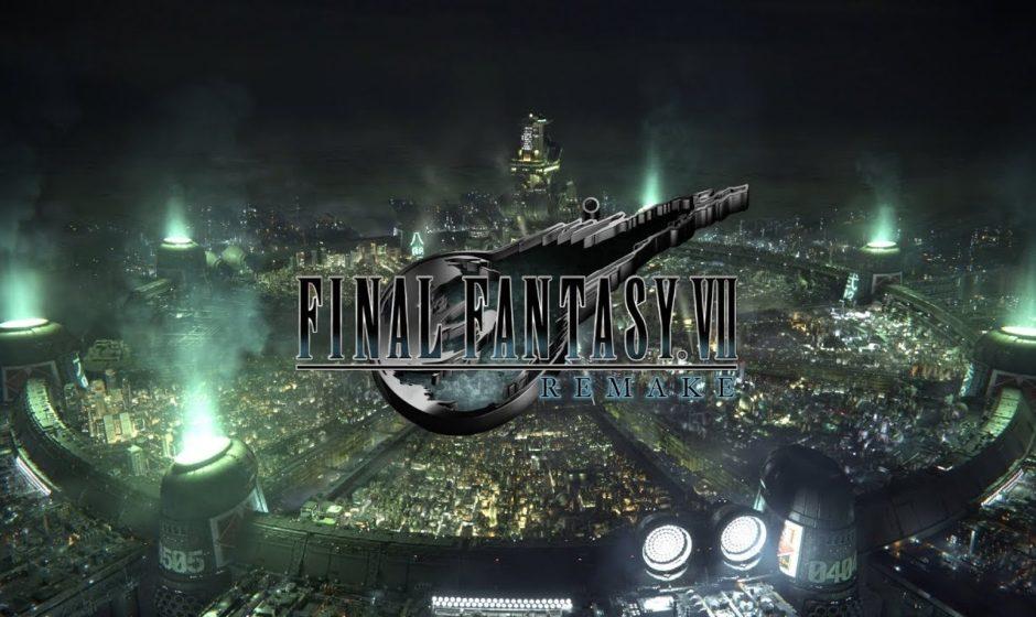 Final Fantasy VII Remake: ecco l'opening del gioco