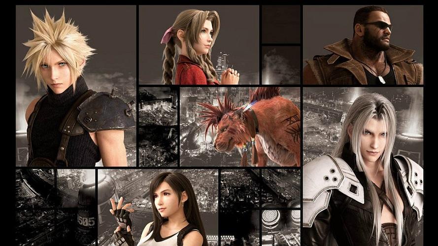 Final Fantasy VII World Preview arriva in occidente