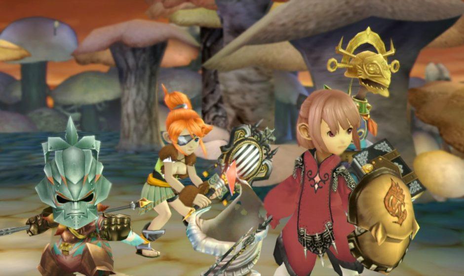 Versione gratuita per Final Fantasy Crystal Chronicles Remastered Edition