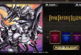 Arriva la Collection of SaGa Final Fantasy Legend