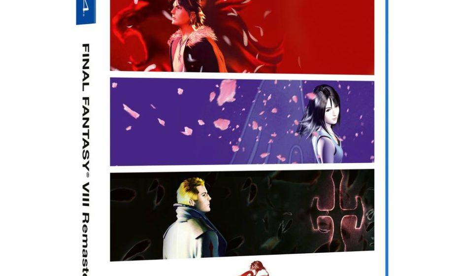 Final Fantasy VII e VIII Remastered arrivano in versione fisica